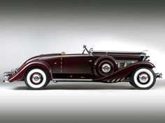 1935 Duesenberg J530-2563 Convertible Coupe