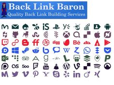 Contact Back Link Baron, Leading SEO Back Links Builder and get Quality and High PR SEO Backlink Building services with Social Bookmarking Services, Web 2.0 Services, SEO Directories Services, Online...