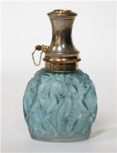 Rene Lalique Perfume Bottle - Calendal Atomizer.