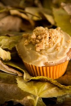 So Good!  Southern Sweet Potato Casserole Cupcakes With Maple Buttercream Icing.. Easy Recipe!