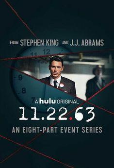 Stephen King den harika bir dizi. 11.22.63 Türkçe dublaj olarak tüm bölümlerimni izlemeniz mümkün. üstelik Roket dizi farkıyla iyi seyirler.
