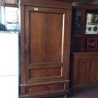 antiquariato mobile in legno, valore commerciale 350€