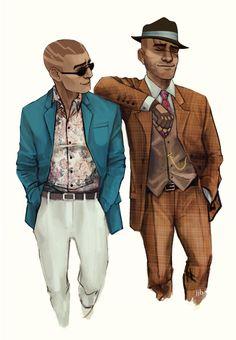 Clones in suits, this time with Kix and Jesse. Star Wars Fan Art, Star Wars Clone Wars, Star Trek, Republic Commando, Counting Stars, Star Wars Humor, Clone Trooper, Obi Wan, Design Art