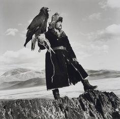 John Delaney - Kazakh Eagle Nomad, 2008.