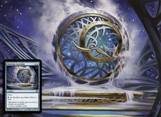 Etherium Astrolabe by Michael Bruinsma