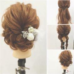 1001 kiểu tết tóc siêu đơn giản dành cho team tóc dài