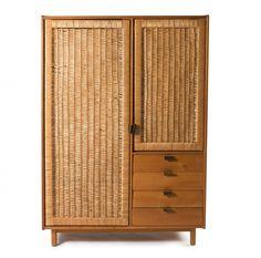 Lot:Wardrobe, 1960s, Lot Number:185, Starting Bid: €1000, Auctioneer:Quittenbaum Kunstauktionen GmbH, Auction:Wardrobe, 1960s, Date:07:00 AM PT - Sep 25th, 2014