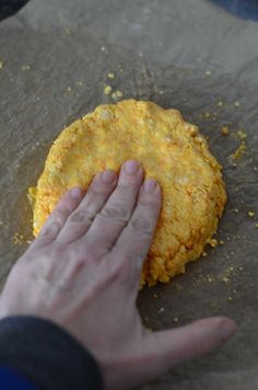 Squash Flatbrad (Paleo, AIP, Coconut-free) | Fresh Tart