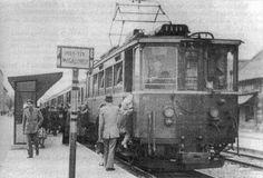 Imre téri HÉV megálló 1951