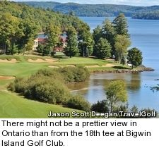 Destination Canada - Golf Packages, Resorts and Canada Golf Course Guide