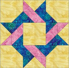 persimmon quilts | Persimmon Quilts Block of the Month 2012-13