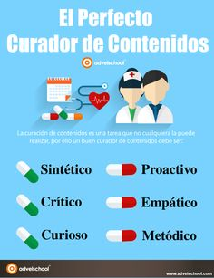 El perfecto Curador de Contenidos #infografia #infographic #socialmedia    https://cuambaz.com