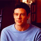 Cory Monteith, Forever in our Hearts — allcory:Finn's reactions to 'My Headband'
