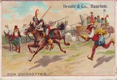 CACAO DROSTE - HAARLEM - DON QUIXOTE - 8   Flickr - Photo Sharing!