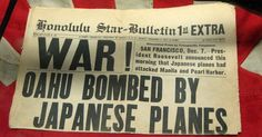 Attack on Pearl Harbor – Awakening The Sleeping Giant