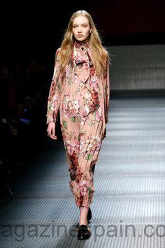 Milan Fashion Week 2015: Gucci