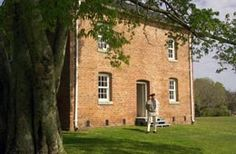 Historic Halifax State Historic Site, located on the Roanoke River in North Caolina was the home of the Halifax Resolves, the first official action for independence by any colony.  There are seven restored historical structures that are open for viewing as well as a visitor center and picnic area.