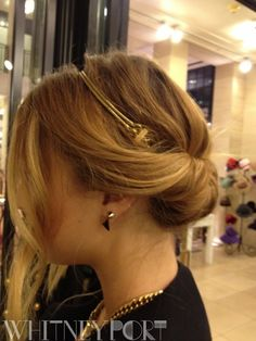 would really want to make this hair-do (: