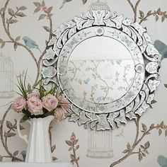 Mirror from The French Bedroom Company