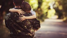 No matter your politics, be kind to soldiers and their spouses. 10 Things That Happen When Your Husband Deploys