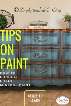 Beautiful piece painted with Dixie Belle Chalk Mineral Paint Stormy Seas, Driftwood, clear and black Wax finish . Stunning and bold by Claudia Cirey. Turquoise Painted Furniture, Blue Furniture, Paint Furniture, Wood Home Decor, Diy Home Decor, Popular Color Schemes, Distressing Chalk Paint, Home Decor Hacks, Decor Ideas