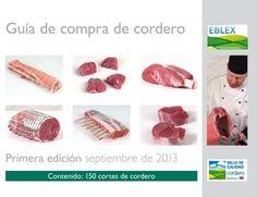 Nueva guía de cortes de cordero en español http://www.eblex.es/noticias.php?op=vernot&id_not=42 #gastronomía