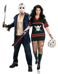 Halloween Howl Couple Halloween Costume Ideas , Scary