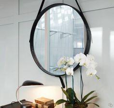 Gubi - Adnet Circular Mirror - Products - Minima