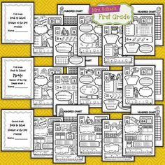 Mrs Balius's First Grade. Receive special pricing, advanced notice of sales as well as some great ideas about how to use my resources in your classroom. Sign-up for my newsletter and receive this special Number of the Day unit only available to newslett