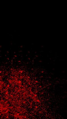 Red Blood Splash iPhone 6 Wallpaper