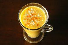 zadanie - gotowanie: Słoneczne smoothie mandarynkowe.