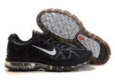 Nike Air Max 2011 Men's Running Shoe Black/White 429889 032
