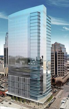 New Austin High-Rise: Cousins Properties, Inc. recently announced it will be building a 30-story high-rise business, residence, and retail space on the lot behind Downtown Austin's Whole Foods Market on 6th.