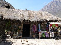 Peru Sacred Valley day activity at the Inca ruins of Ollantaytambo
