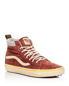 Vans Sk8-Hi MTE High Top Sneakers | Bloomingdale's
