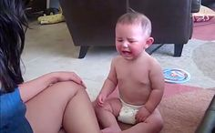Dose of Cute: Children Throwing Tantrums