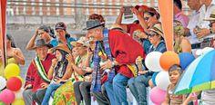 El Vocero Amazónico: Más obras y menos fiestas reclaman en Sucumbíos