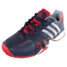 985fcec5ebf4 Adidas Barricade 7.0 Novak Mens Tennis Shoe Adidas Barricade