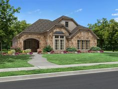 Villa Marcello Plan: 3,591 square foot single story home with 4 bedrooms, 3.5 baths, and 3 car split garage.  View additional plans at newmarkhomes.com - Newmark Homes Houston