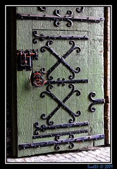 Doors of Gent, Belguim
