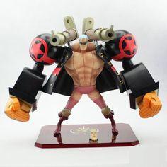 One Piece Film: Z Franky Action Figure - 15cm