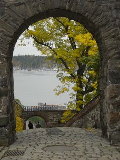 akershus fortress - oslo, norway.