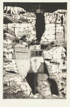 Mer om Arne Bendik Sjur, Mytologisk landskap XI
