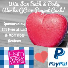 Want some amazing body products? Enter to win a $25 Bath & Body Works gift card here!