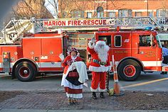 Take the family to Christmas in the Park & Peppermint Walk in Marion.  Friday, December 5th.  Santa and Mrs. Claus arrive at 4PM.  Activities go thru 8PM.  Over 20 businesses are open and participating in the Peppermint Walk.