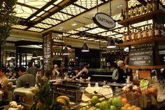 Plaza Food Hall - Tartinery  via brunchwithmybaby.com