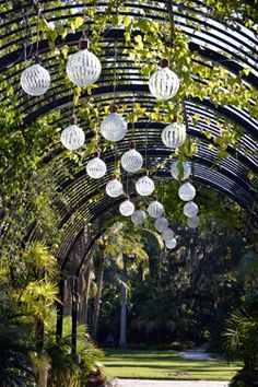 McKee Botanical Garden - Frabel Exhibit, Vero Beach, Florida