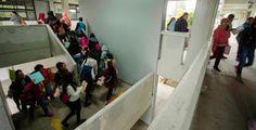 #Oaxaca #Noticias: Presentan 917 normalistas de Oaxaca examen para co...