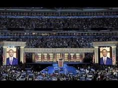 """When Obama gave his Democratic nominee acceptance speech in Denver 2008, he did so from a platform modeled after the Greek Pergamon Altar – aka """"the Altar of Zeus."""" Why is this significant? The Pergamon Alter is also known as the """"Seat of Satan"""" according to Revelation 2:12-13. """"OBAMA'S THRONE OF SATAN (PERGAMON ALTAR)"""" (4 min)"""