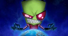 Invader Zim Movie Is Coming to Nickelodeon -- Nickelodeon has announced a new TV movie based on the hit animated series Invader Zim, with the entire voice cast returning. -- http://movieweb.com/invader-zim-movie-nickelodeon/